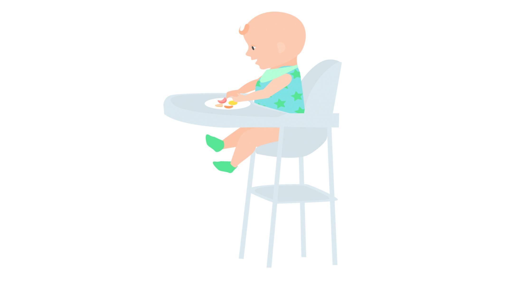 ७ महीने के बच्चे के लिए भारतीय व्यंजनों के साथ डाइट चार्ट