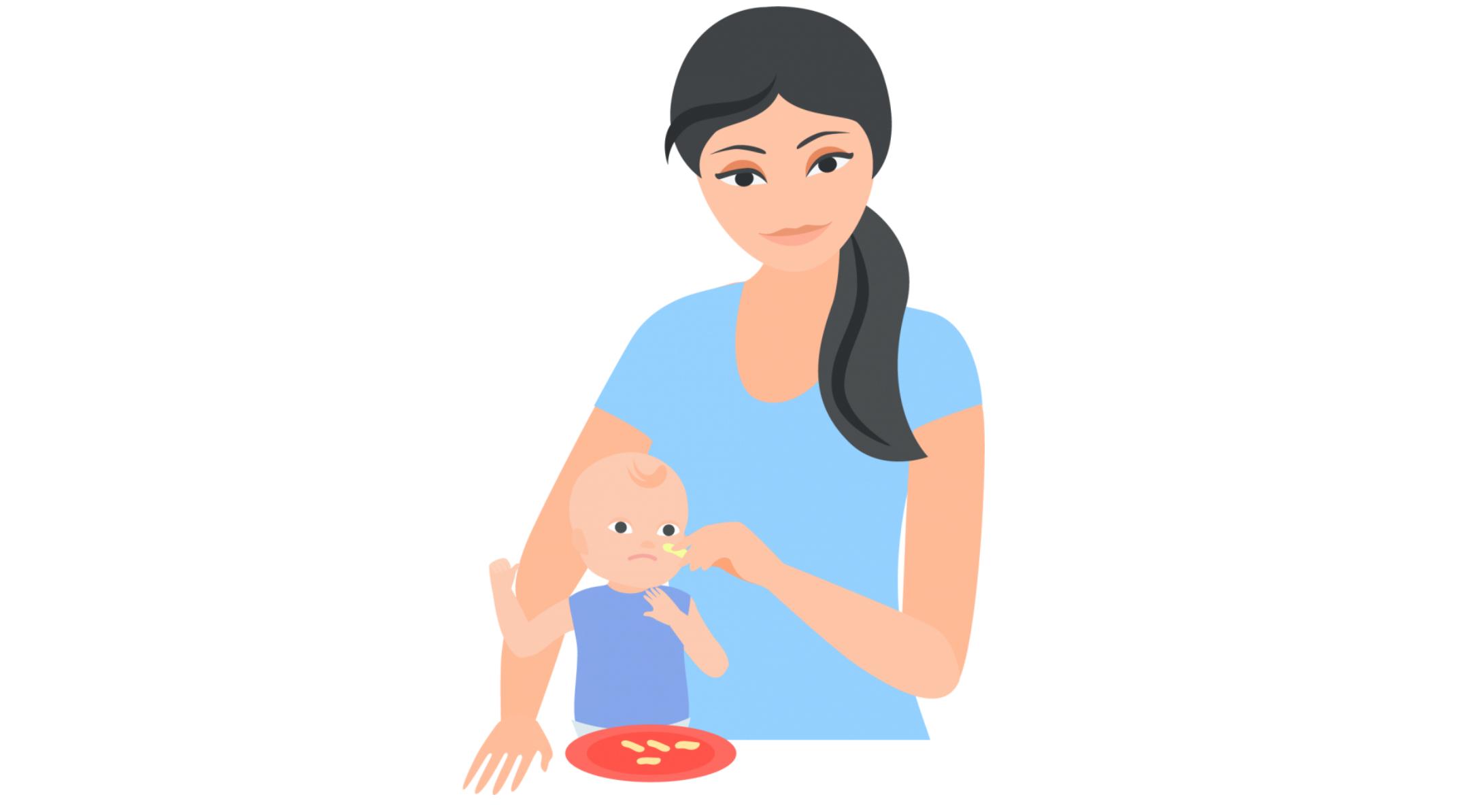 12 महीने के बच्चे के लिए भारतीय व्यंजनों के साथ डाइट चार्ट