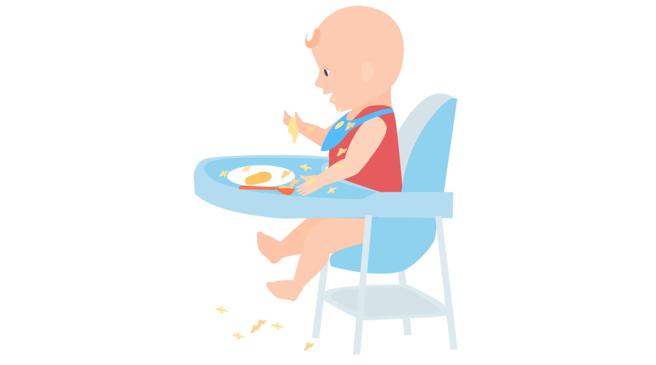 १० महीने के बच्चे के लिए भारतीय व्यंजनों के साथ डाइट चार्ट