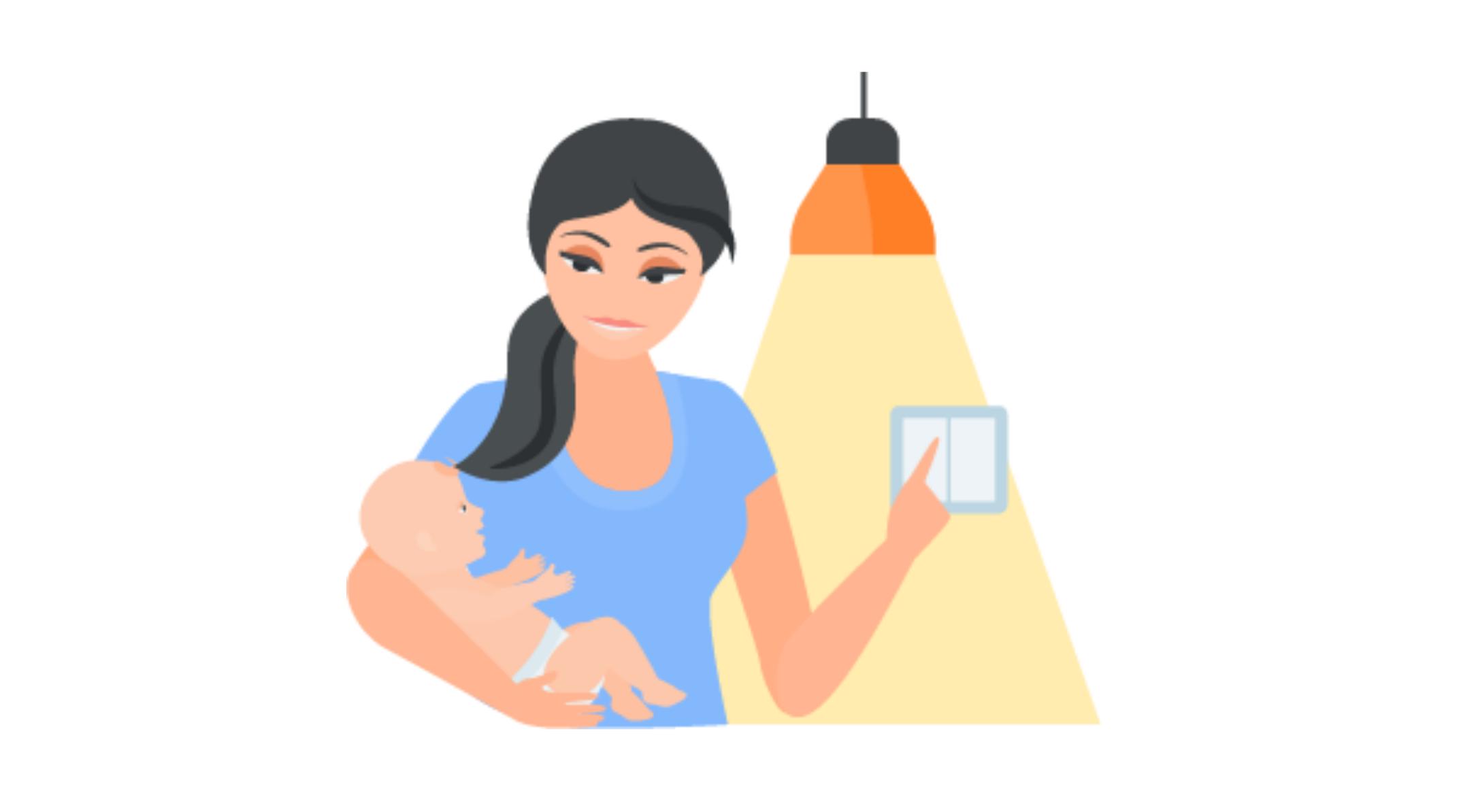 शिशु विकास सप्ताह ५