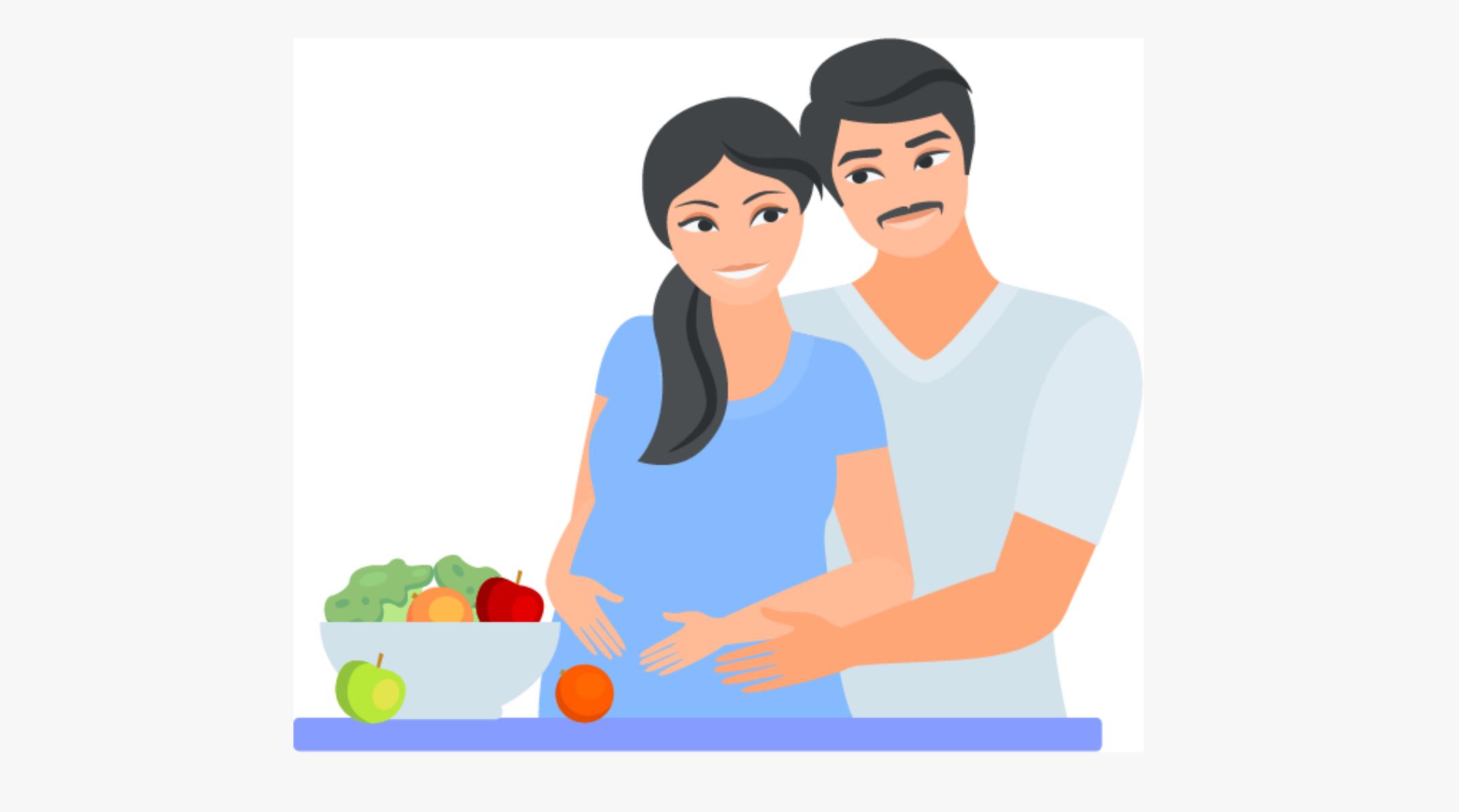 नौवे महीने के लिए गर्भावस्था पोषण गाइड