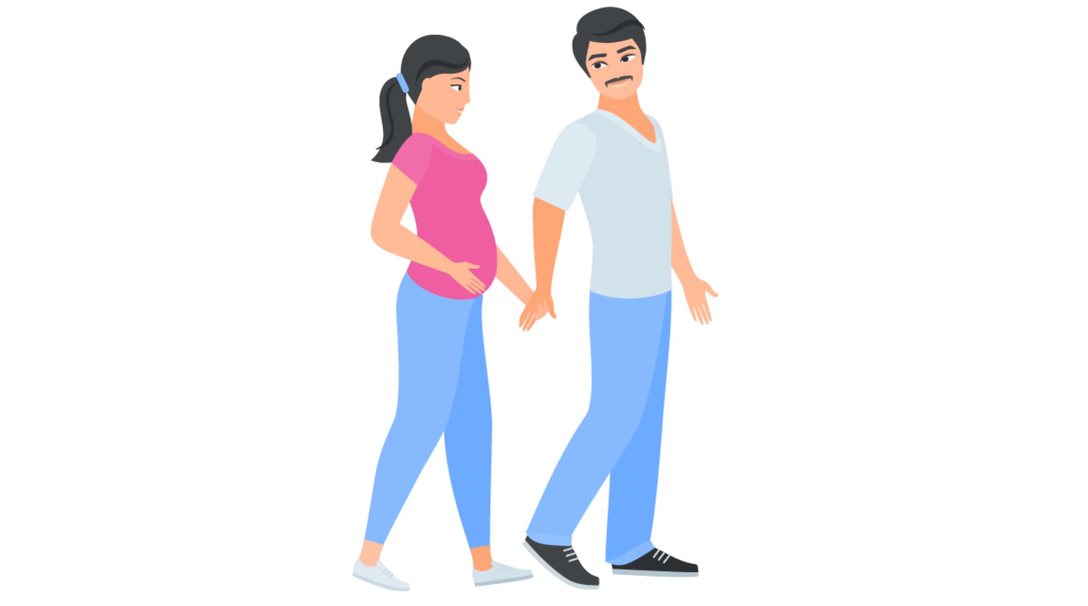 गर्भावस्था की जांच – महीना 9