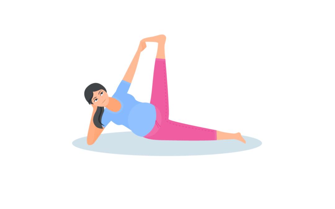 गर्भावस्था के दौरान योग – महीना 5