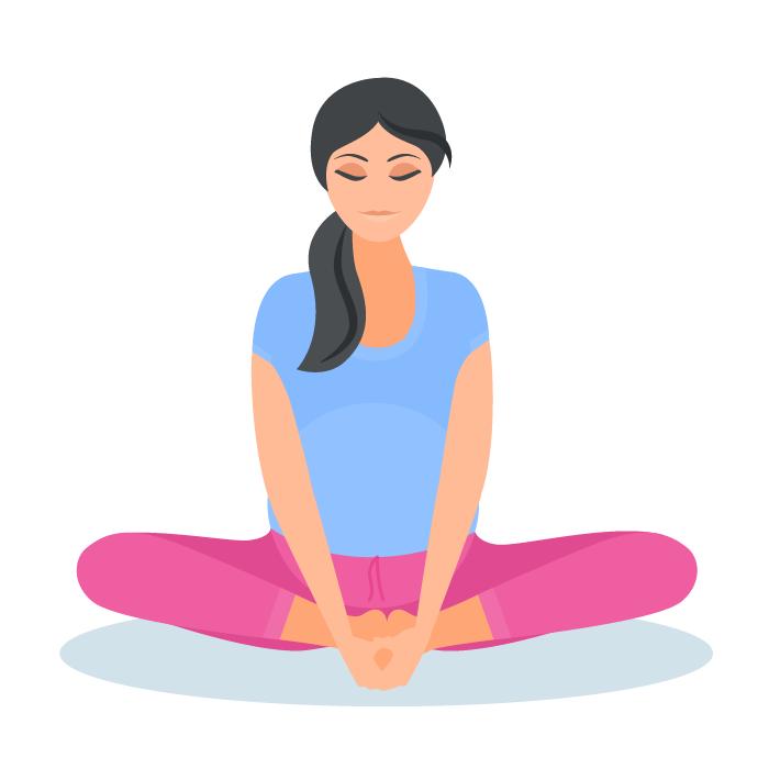 Fertility yoga asanas