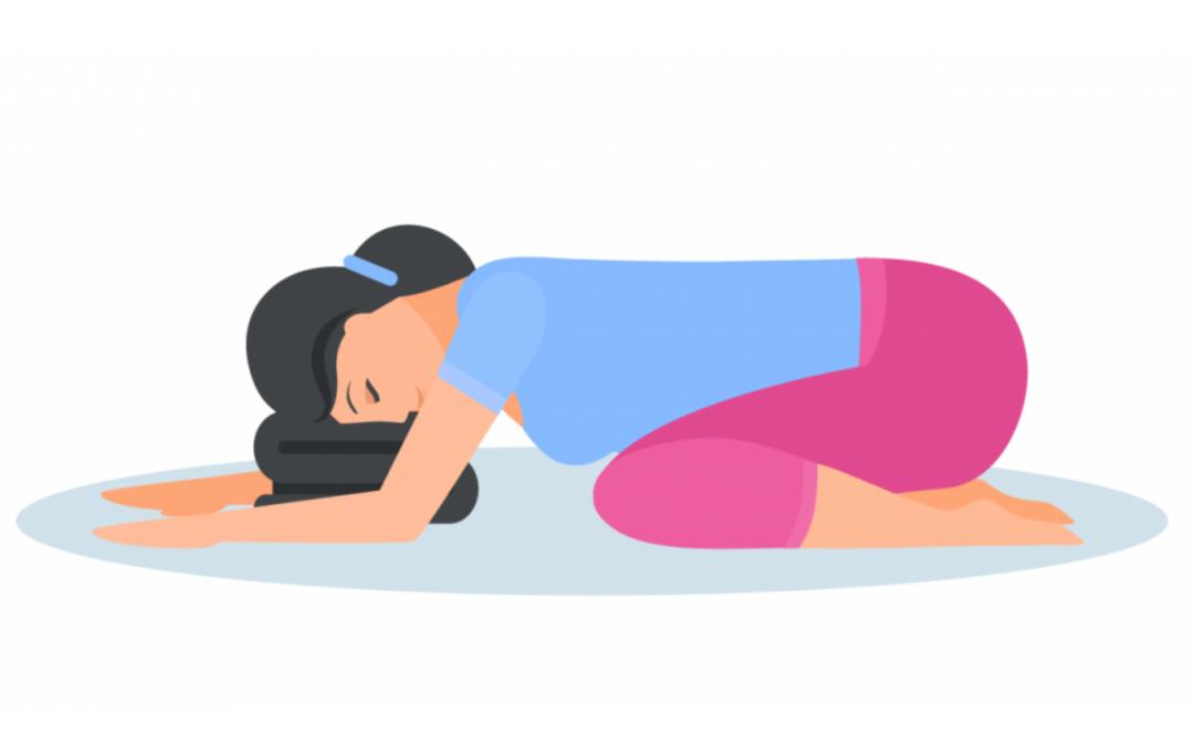 गर्भावस्था के दौरान योग – महीना 9