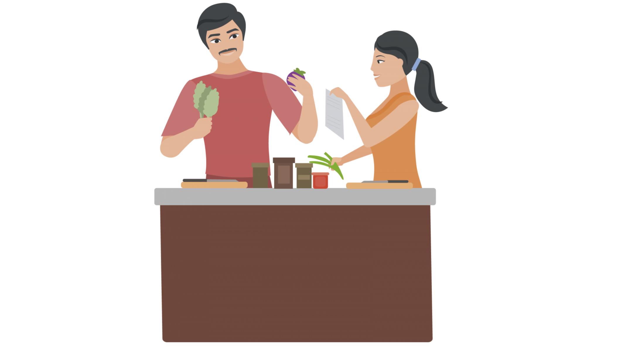 नई माँ के लिए भोजन – महीना १०