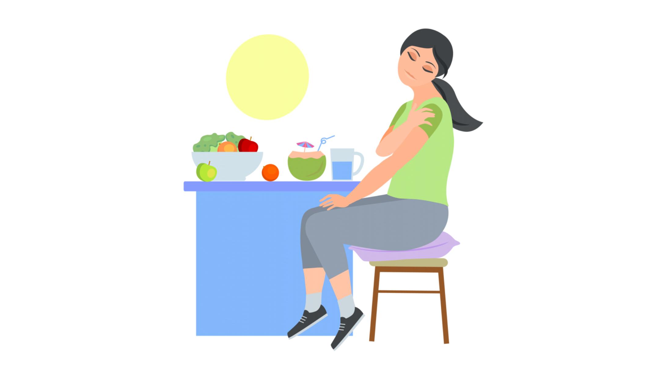 second month pregnancy diet
