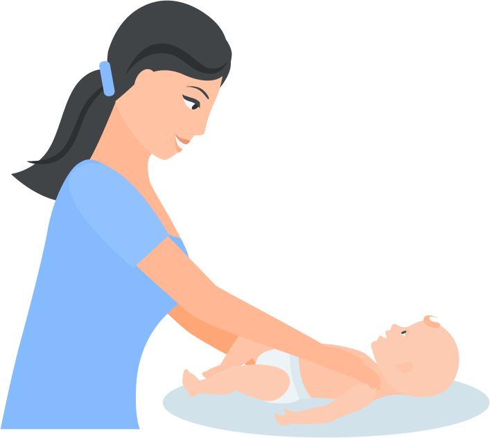 Massage for Baby
