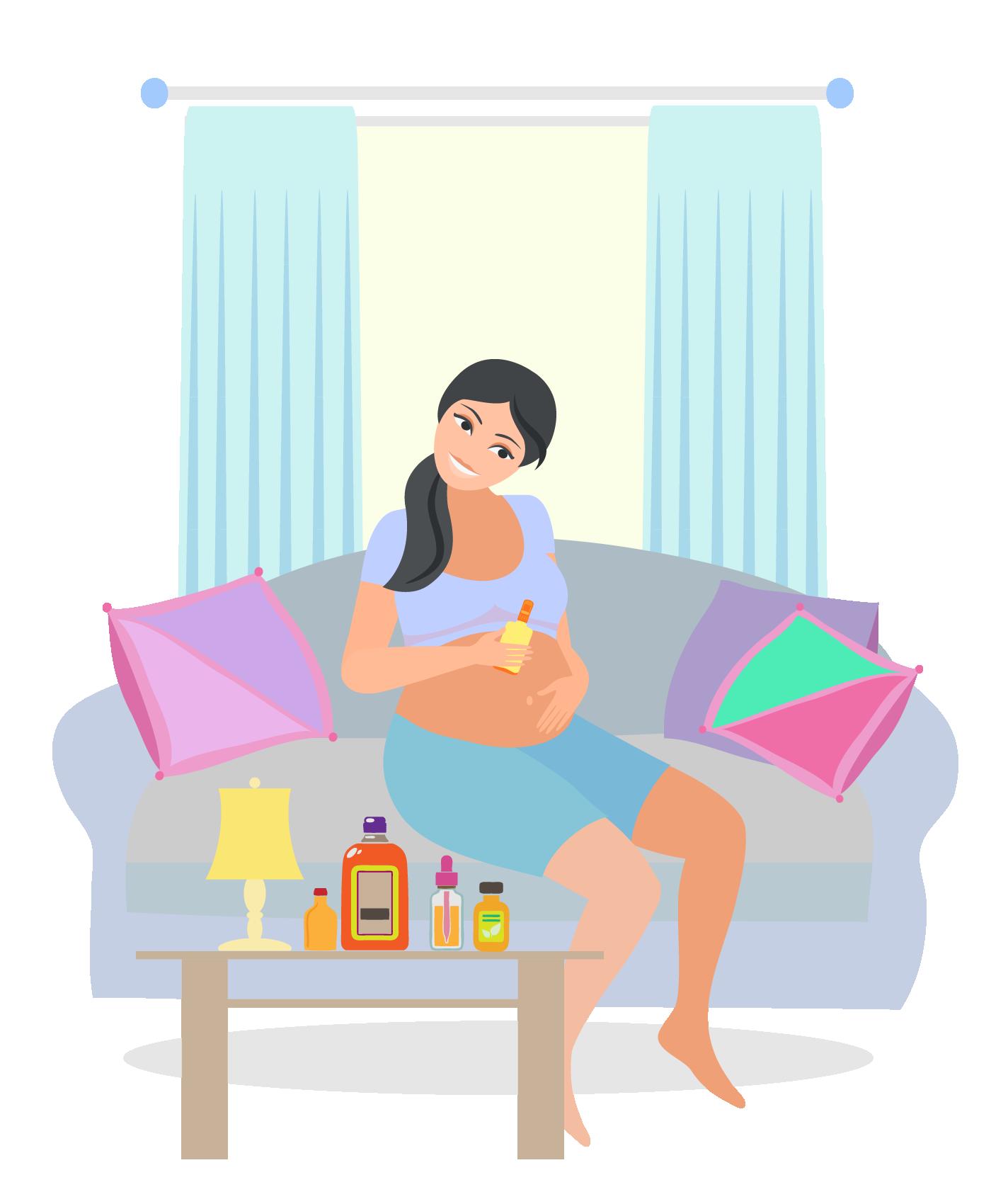 Massage for Pregnant