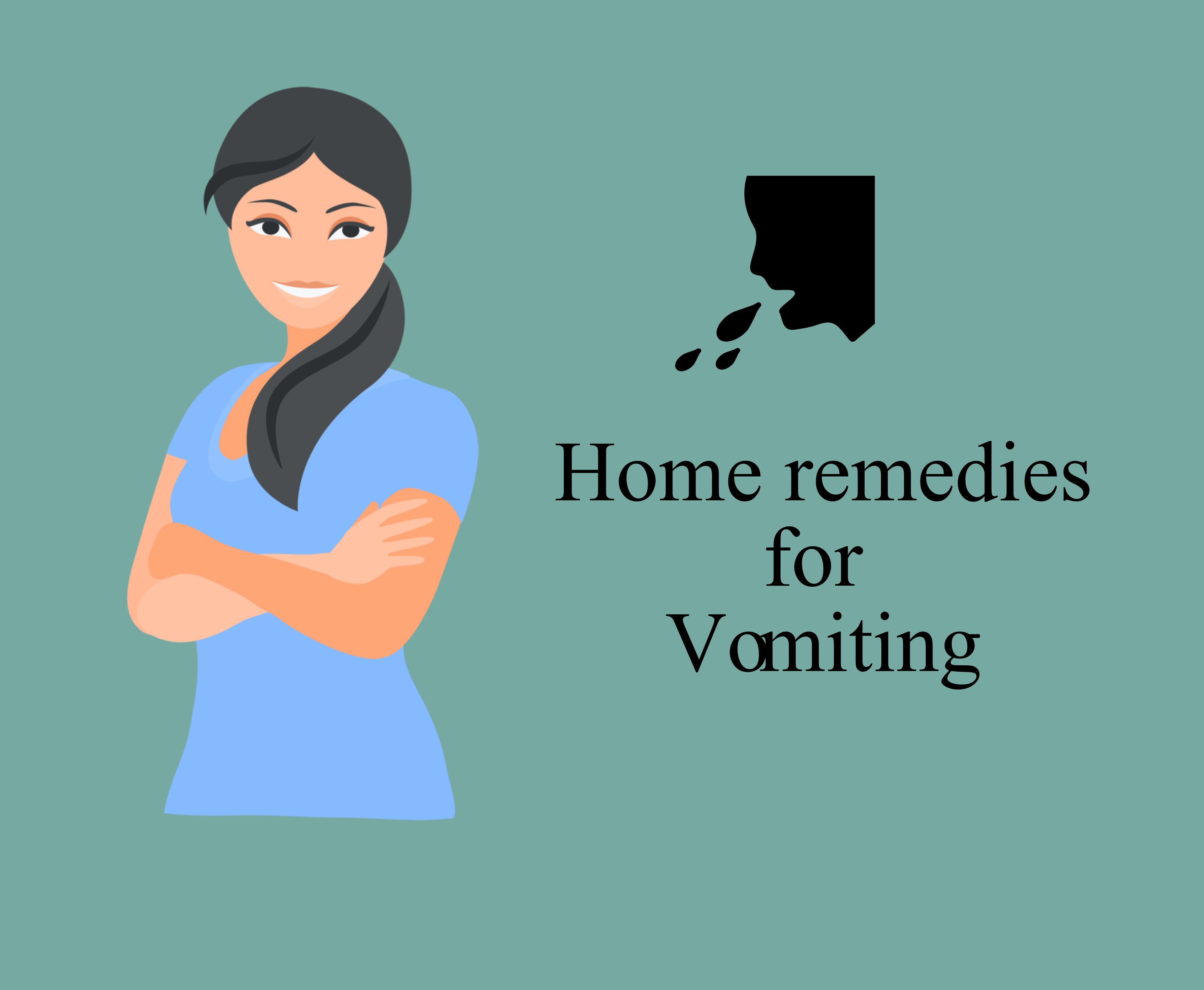 Home Remedies to cure Vomiting